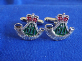 DURHAM LIGHT INFANTRY ( DLI ) CUFF LINKS